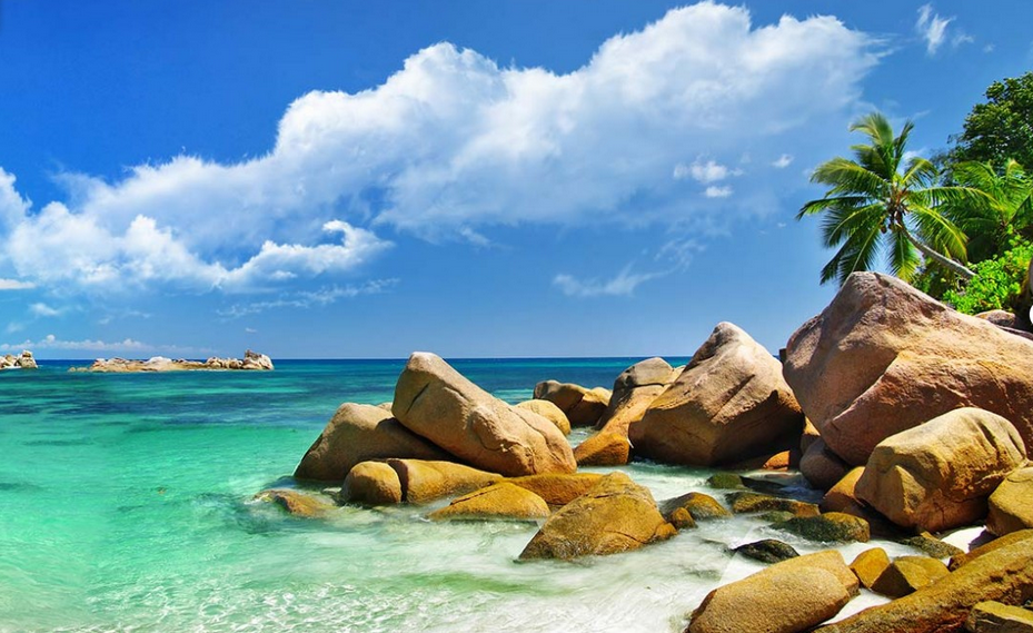 Seychelles ou Virgin gorda ?