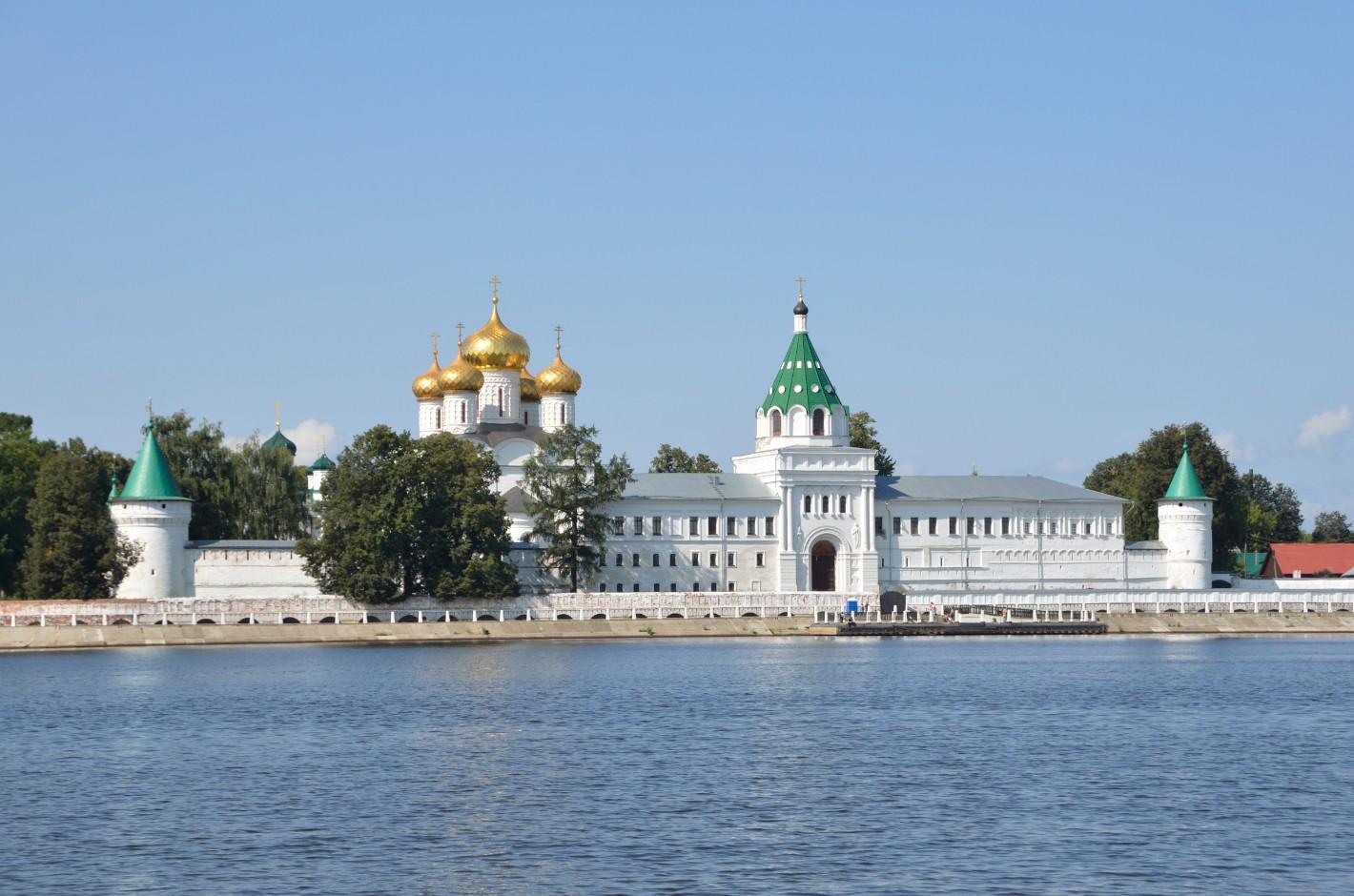 Rivages de la Volga