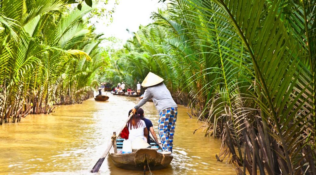 Delta du Mekong (Ben Tre)