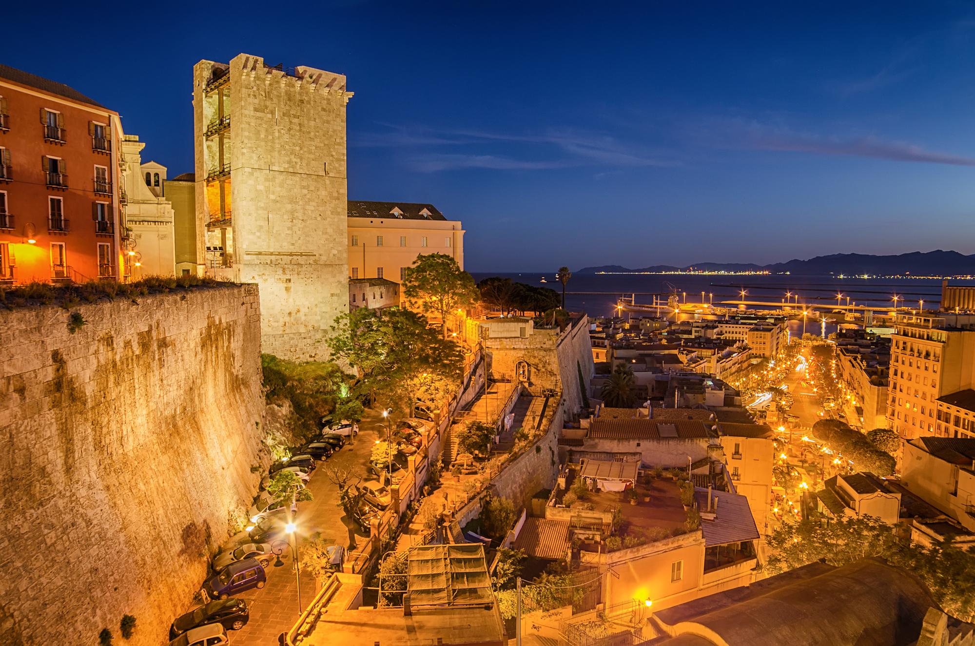 Sardaigne Porto Rotondo Centre Ville