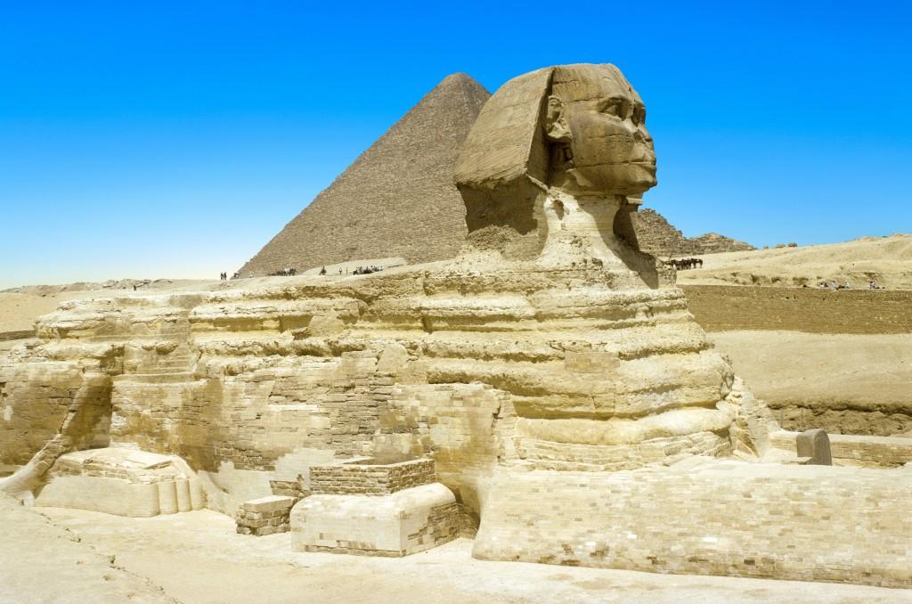 Pyramide de Kheops, Gizeh