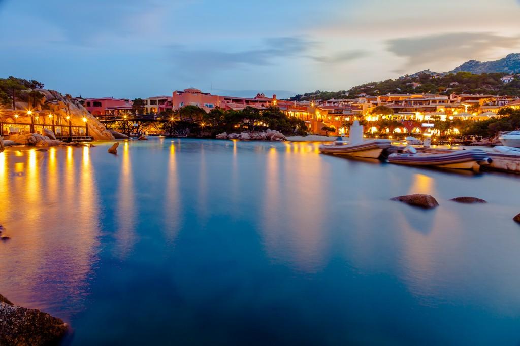 Porto Cervo, Sardinia.