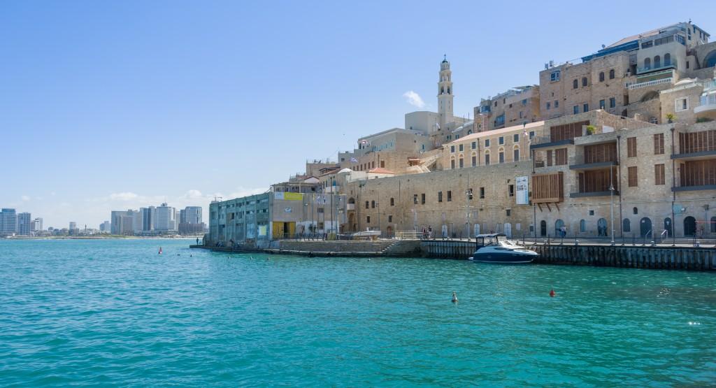 La vielle ville de Jaffa,  Tel- Aviv
