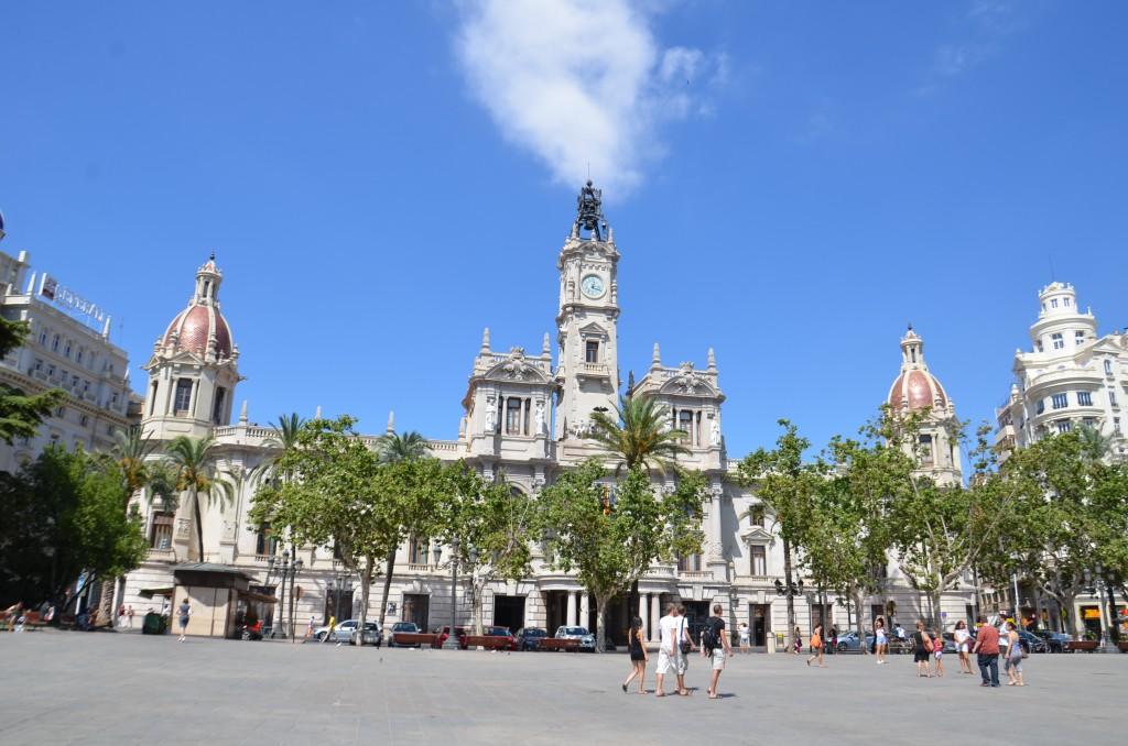 Place de la Mairie, Valence