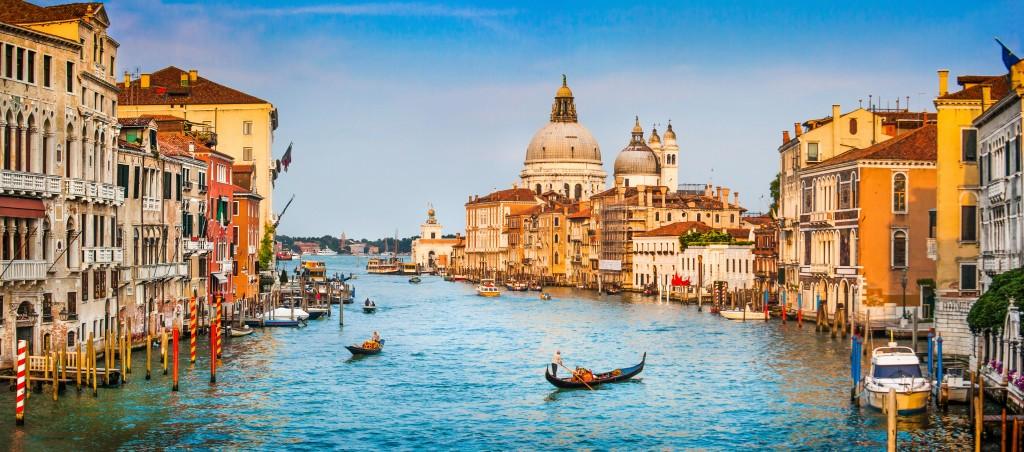 Venise: Le Grand Canal
