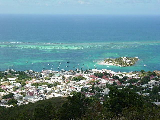Sainte Croix ( Caraïbes)