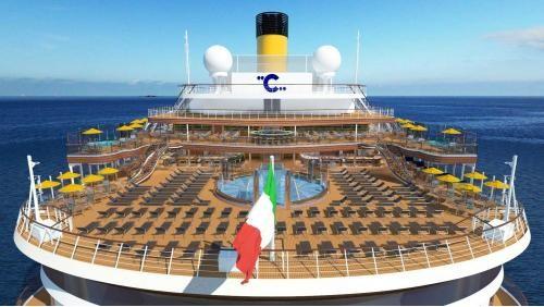 navire diadema de costa